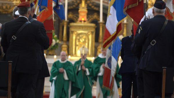 Messe aux Invalides