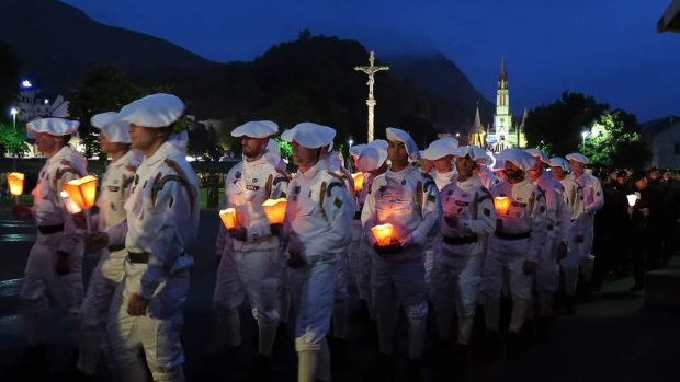 Pèlerinage Militaire International