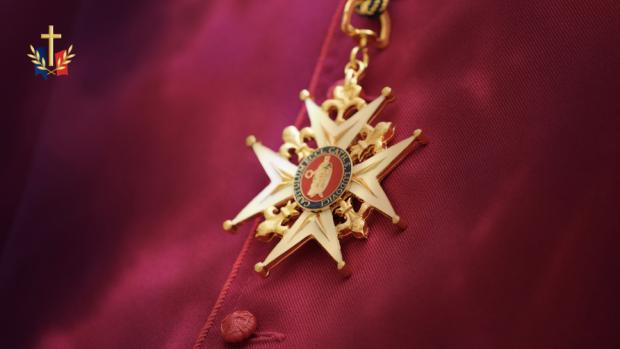 Croix du chapitre cathedral