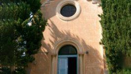 Chapelle Sainte Anne à l'HIA Toulon