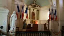 Chapelle hôpital Bégin