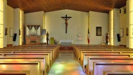 Chapelle saint Paul St Cyr Coëtquidan