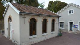 Chapelle St Martin Fort Neuf de Vincennes