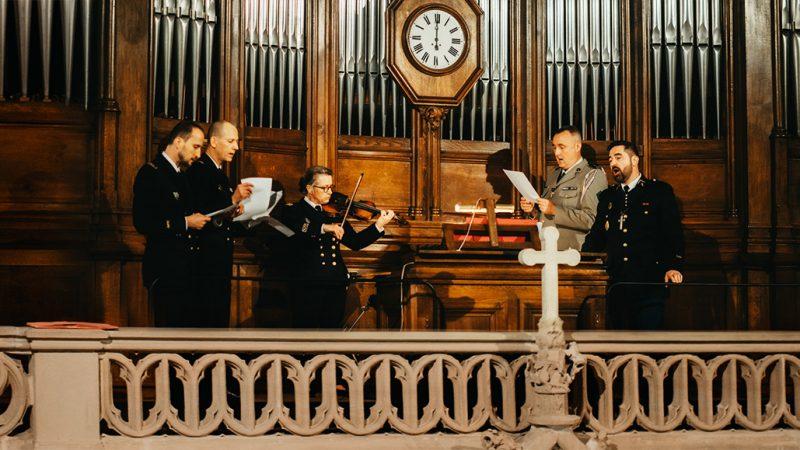 Les Padre à l'orgue Mobile