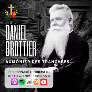 Podcast Padré - Daniel Brottier