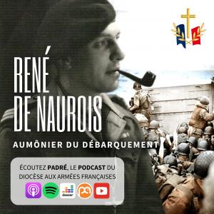 Podcast Padré - René de Naurois