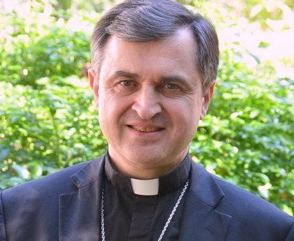 Mgr Antoine de Romanet, Évêque aux Armées Françaises